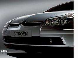 Citroen C5 phase 2